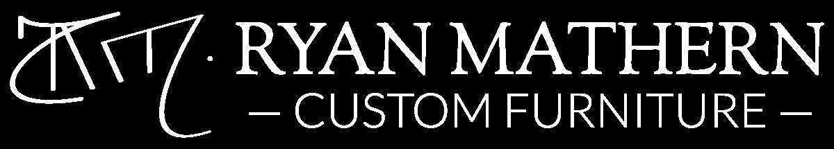 Ryan Mathern Custom Furniture Logo